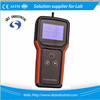Laser sensor show real time curves PM2.5 dust particle detector