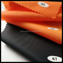 20D polyester taffeta fabric 380T/400T/420T polyester fabric 20D full dull fabric