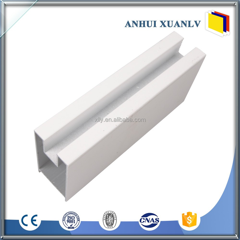High Grade aluminum alloy glass channel railing