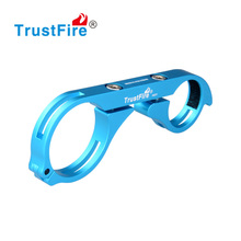 TrustFire Bicycle accessories with blue/black/red color Bicycle handlebar extender for bike front lights