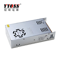 High Power 800w constant voltage LED Power supply for modules with cooling fan