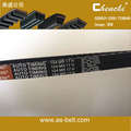 AOSHENG brand High quality,factory hot selling Auto timing belt (104MR17), OEM no.:0816.71 for all kinds of auto car /engine