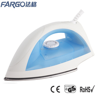 PL-168D home appliances hot selling heavy weight electric dry iron