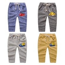 Latest Design Kids Children Clothing Corduroy Braces Trousers From China