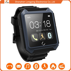 2015 latest for outdoor waterproof smart watch mobile phone