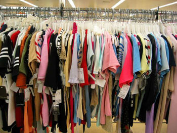 Apparel stock and excess production