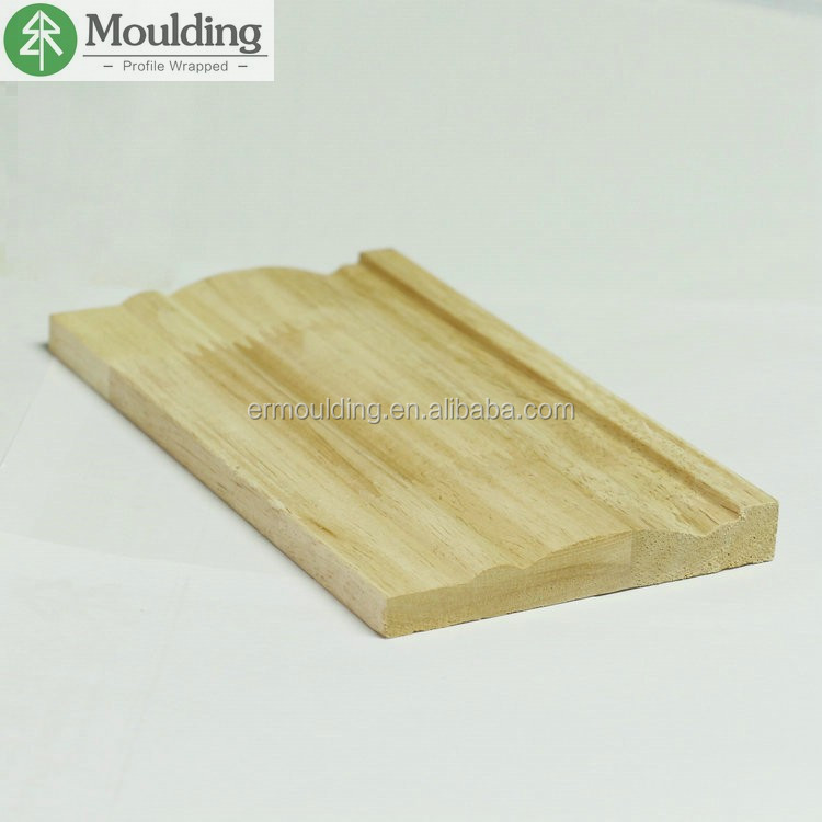 finger joint paulownia baseboard for flooring