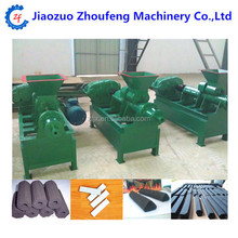 Hot selling coal rods extrusion molding machine coconut shell charcoal briquette making machine price