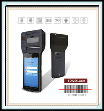tungsten e2 palm CM550S android mobile printer with 1D/2D barcode scanner, wifi,3G,gps ,fingerprint cm550s