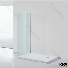 artificial marble shower tray,shower tray tiled