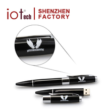 New Product 2016 Ball Pointer USB Pen Drive with Stylus