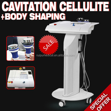 stationary cavitation slimming velashape machine