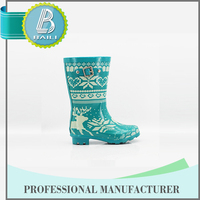 Top quality Useful Environmental rain boots for dogs