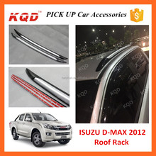 KQD PICK UP 4X4 Accessories ISUZU2012 D-MAX ABS Plastic Roof Rack Car D MAX 2014 Roof Racks Hot Selling