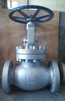 High Pressure Cast Steel Oil Field Supplies Gate Valves