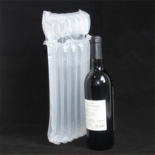 China factory packing wine bottle air bag