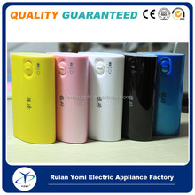usb power bank portable for smartphone iPhone Samsung Galaxy Note2 Mi Miui Huawei HTC BLACKBERRY NOKIA 5200MAH for Travel Work