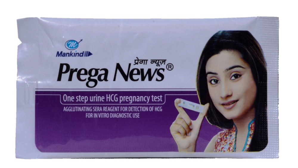 PregaNews Pregnancy Test Kit