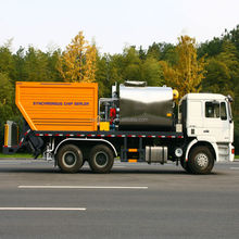pavement maintenance vehicle