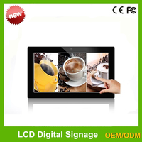 18.5inch 21.5inch 10 Points Capacitive Touch Android All In One PC