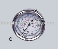 differential pressure gauge TYPE3-BACK-C