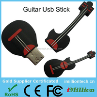 custom guitar shape usb flash drive /guitar shaped usb flash drive/usb memory in guitar shape