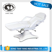 Heavy Duty White Salon SPA Massage Bed Tattoo Beauty Chair Facial Fully Adjustable Table Furniture