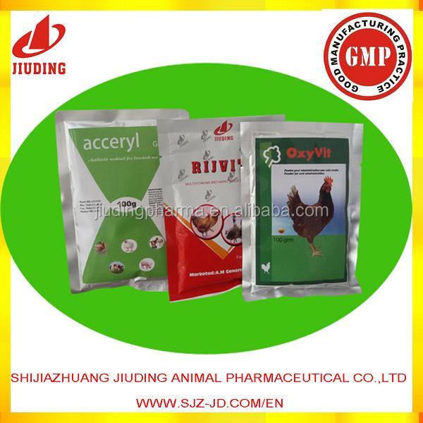 Oxytetracycline Hcl Soluble Powder-343