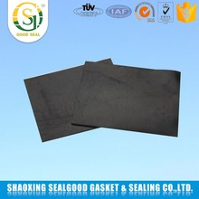 Alibaba China high quality sbr rubber sheet with fabric
