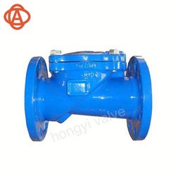 Stainless Steel Swing Cast Iron Lift Check Valve Manufacturer