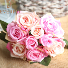 Decorative scented artificial flower making