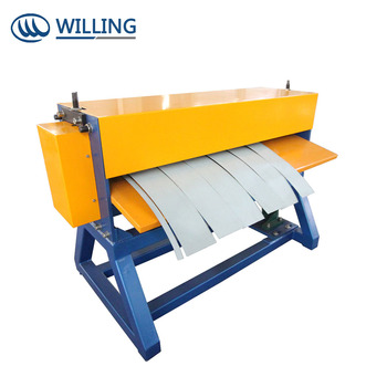 Steel strip coil cutting mini slitting machine