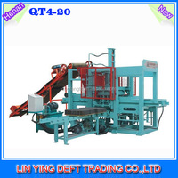 Not burning used brick making machine for sale