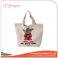 Shopping Used Eco Friendly Promotional Cotton Bag