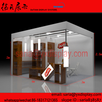 Shanghai factory provide display exhibition equipment for trade show, trade show display systems, 3D display design