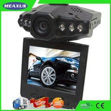 Wholesale price! Night vision best vatop car camera recorder with120 degree view angel