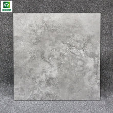 Grey Rustic Unpolished Rough Porcelain Tile Non-Slip Cement Look Vintage Style Tiles