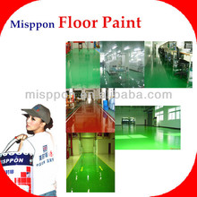 Misppon industrial epoxy floor paint
