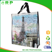 Good textured bag cheap price fabric gift bags wholesale