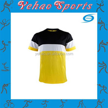 cool dry soccer jersey with custom design and sublimation at favorable price