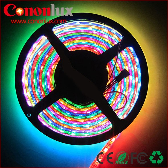 TUV approved supper brightness SMD5050 Ip65 RGBW led strip