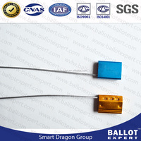 strip seals / metal strap seals protection door seal with different colors and different material