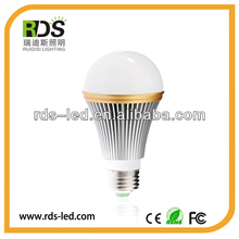 RA80 50000hrs Low comsuption 3w power led bulb