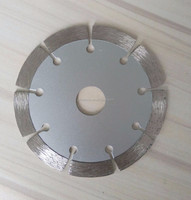 Green Asphalt Concrete Dry Cutting Segment Diamond Saw Blades abrasive cutting disc