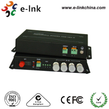 non-compression broadcast level transmission 3G-sdi fiber converter