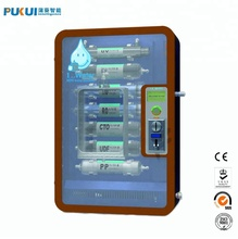 China Outdoor Stainless Steel School Public Water Dispenser With Coin Operated