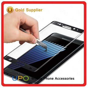 [UPO] 2017 High Quality 5D For samsung s8plus Tempered Glass Fashionable For samsung s8plus 5d Tempered Glass Screen Protector