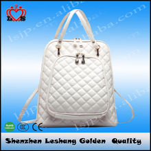 The New 2014 Ling Hangbag Trend And PU leather college students wind bag ladies backpacks wholesale