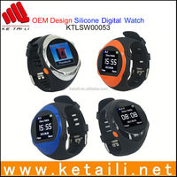 Unique Design Silicone Digital Watch for Teenagers Youth Adult