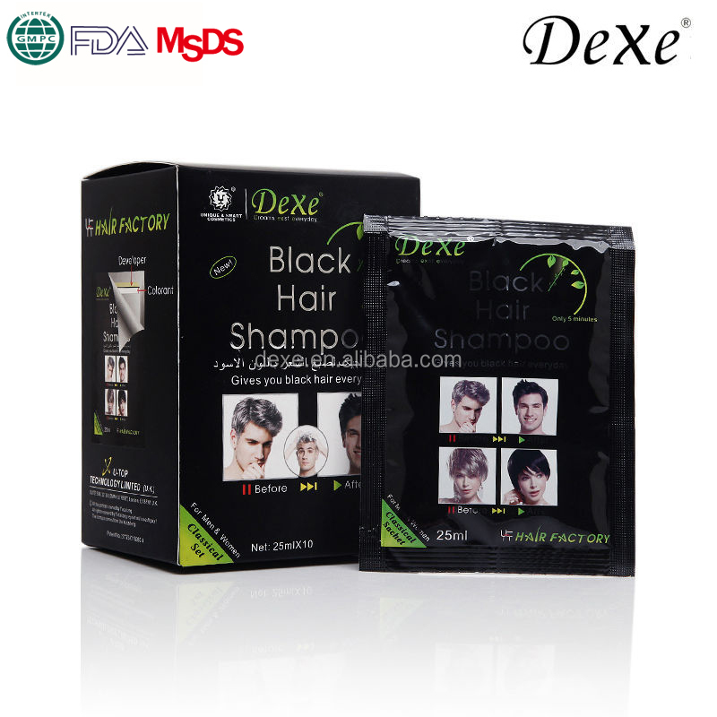 Top Quality Hair Color Change Magic Hair Dye Shampoo  Buy Permanent Black Ha